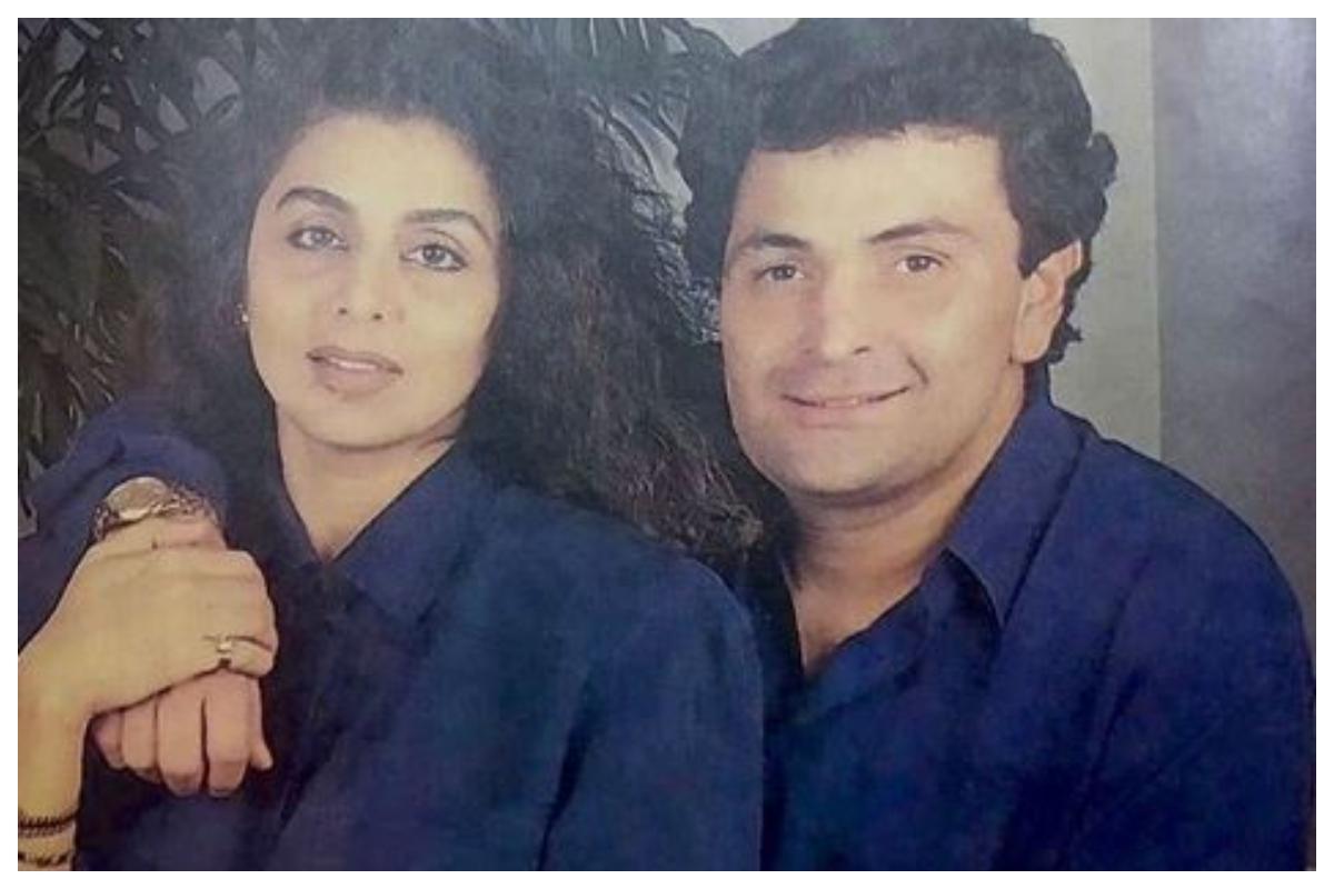 Riddhima Kapoor, Rishi Kapoor, Neetu Kapoor