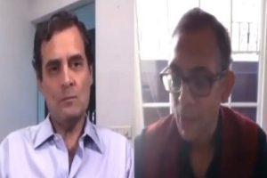 'India needs bigger stimulus package': Abhijit Banerjee to Rahul Gandhi on COVID-19 crisis