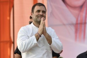 Congress is only supporting government, not a 'key player' in Maharashtra: Rahul Gandhi
