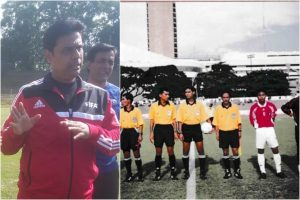 Once India qualifies for FIFA World Cup, football would be the next cricket in India: Former FIFA referee Rizwan-ul Haq