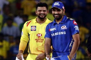 Feel should have you in team: Rohit Sharma to Suresh Raina