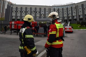 Russia suspends use of ventilators linked to hospital fires that killed 6