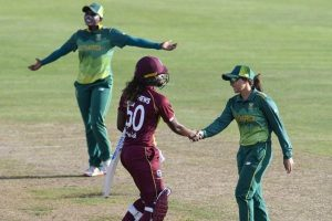 South Africa women's tour to West Indies postponed due to coronavirus crisis