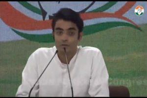 'Catchy slogans, sketchy implementation hallmark of BJP': Congress leader Jaiveer Shergill