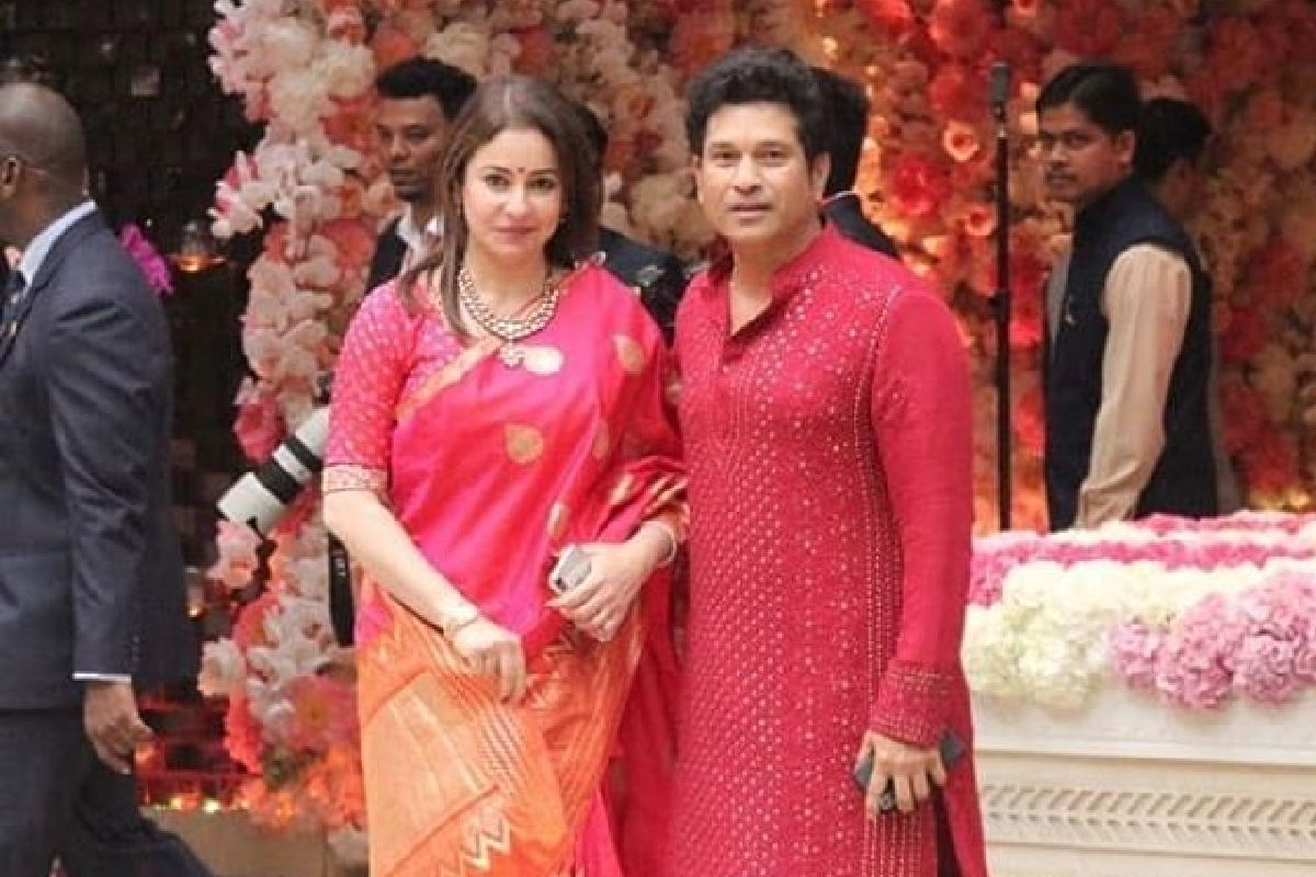 Sachin Tendulkar, Anjali Tendulkar, Sachin tendulkar marriage anniversary