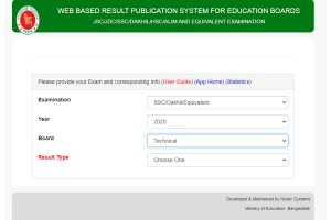BD SSC results 2020 declared for all boards at educationboardresults.gov.bd, eboardresults.com | Check online or via SMS