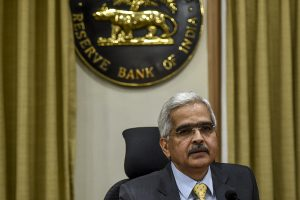 GDP growth for FY20-21 likely to remain in negative territory: Shaktikanta Das