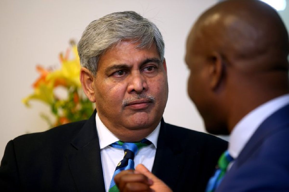 Shashank Manohar, ICC, International Cricket Council, Imran Khawaja, ICC Chairman