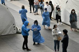 South Korea reports 27 new Coronavirus cases in 24 hrs, total count reach 10,936
