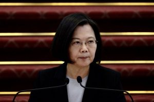 Taiwanese President Tsai Ing-wen begins second term, says, will not accept China's 'one country, two systems'