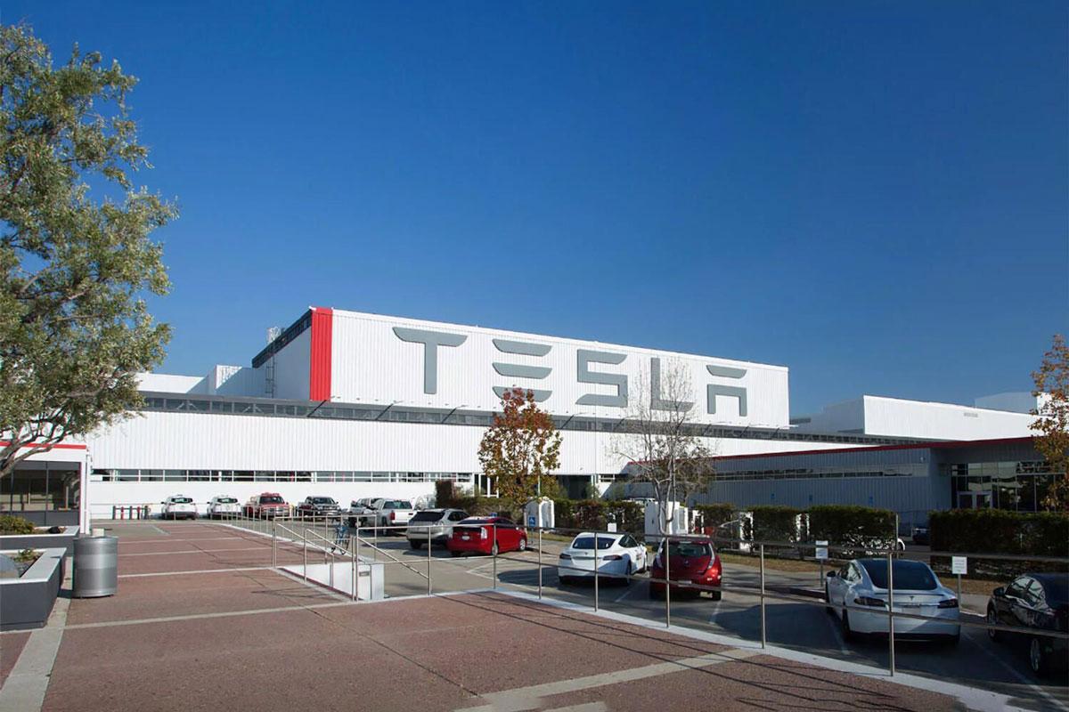 Tesla, Elon Musk, California, Fremont