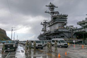 5 US sailors test positive for Coronavirus again