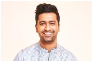 Vicky Kaushal is back to basics