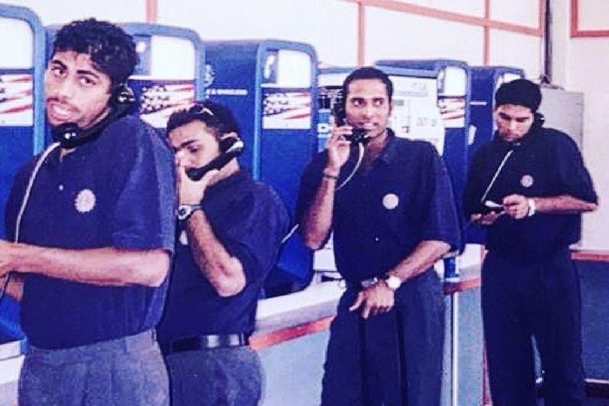 Yuvraj Singh, VVS Laxman, Ashish Nehra, Virender Sehwag