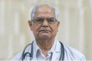 Veteran doctor at AIIMS Jitendra Nath Pande dies due to coronavirus in Delhi