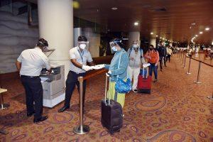 Govt issues guidelines for international arrivals; 14-day quarantine mandatory