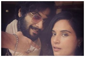 'Love and light from us to you': Ali Fazal shares throwback pic with Richa Chadha as Eid post