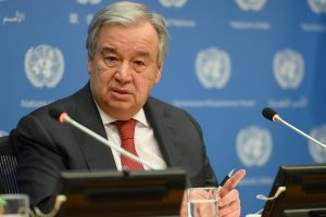 UN chief Antonio Guterres condemns attack on hospital in Afghanistan capital