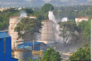 Vizag gas leak: NGT green court says LG Polymers India has absolute liability