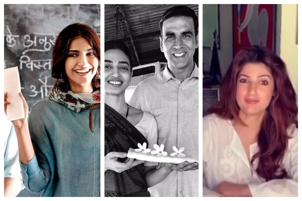Akshay Kumar, Padman, Twinkle Khanna