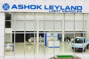 Ashok Leyland reports zero sales in April