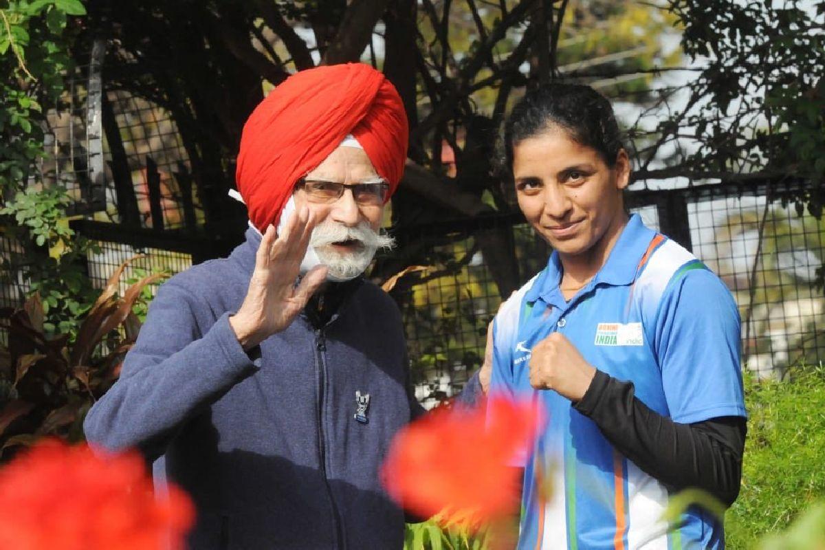 Balbir Singh, Indian Hockey team