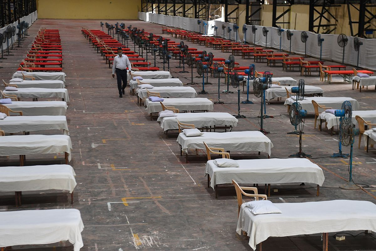 COVID-19: Death toll rises to 1,306; cases cross 40,000
