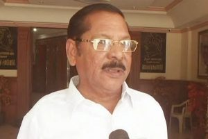 Chennai: DMK MP RS Bharathi gets bail hours after arrest under SC/ST Act