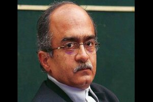 SC gives Prashant Bhushan protection from arrest against FIR for Ramayana, Mahabharata tweet