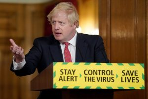 'World beating' COVID-19 tracking system in UK by June 1: PM Boris Johnson