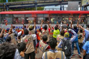Buses not to roll out unless scientific guidelines, financial aid provided