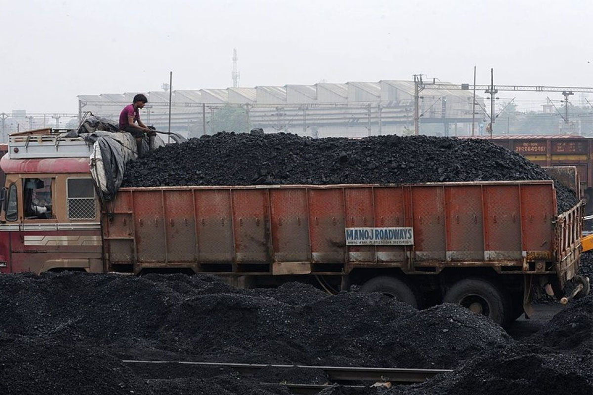King coal, India's energy generation, electricity, wind power generation
