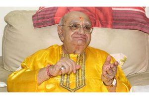 Famous astrologer Bejan Daruwalla dies at 89