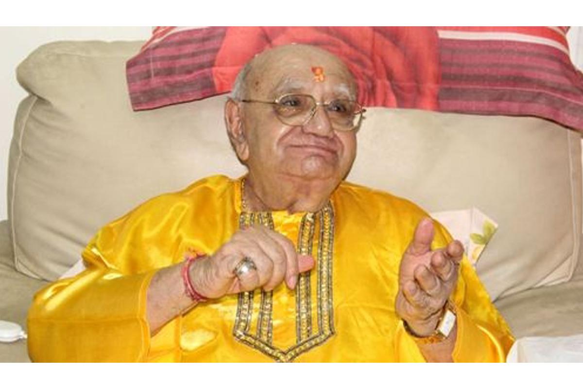 Famous astrologer, Bejan Daruwalla, GaneshaSpeaks