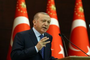 Turkish President Erdogan, NATO chief discuss Coronavirus pandemic over phone
