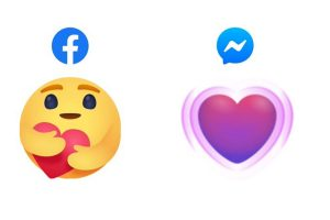 Facebook adds two new 'care' emoji reactions for coronavirus crisis