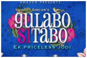 Gulabo Sitabo: Makers share quirky motion logo of Amitabh Bachchan, Ayushmann Khurrana's film