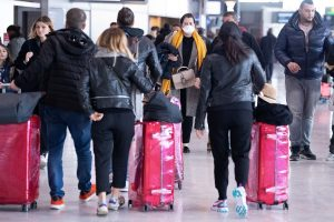 France no longer exempt from UK's 14-day quarantine period