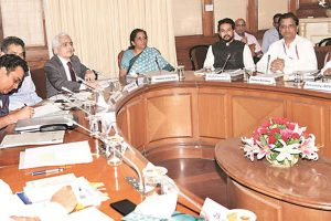 FM Sitharaman chairs 22nd FSDC meeting, takes stock of economy amid COVID-19