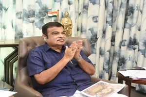 Nitin Gadkari inaugurates breakthrough event of Chamba Tunnel under 'Chardham Pariyojana'