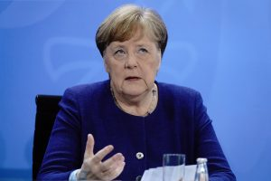 Angela Merkel announces easing of COVID-19 restrictions in Germany