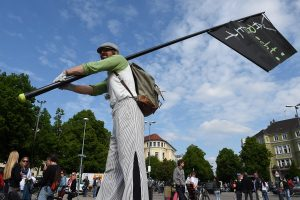 Thousands of protesters take to street against COVID-19 restrictions across Germany