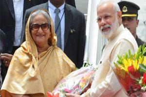 PM Modi speaks with Sheikh Hasina, greets Bangladesh on occasion of Eid-ul-Fitr