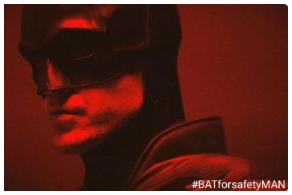 Mumbai Police , The Batman, Robert Pattinson