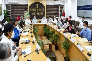 14th GoM meeting held to discuss in-depth deliberation on containment strategy for COVID-19