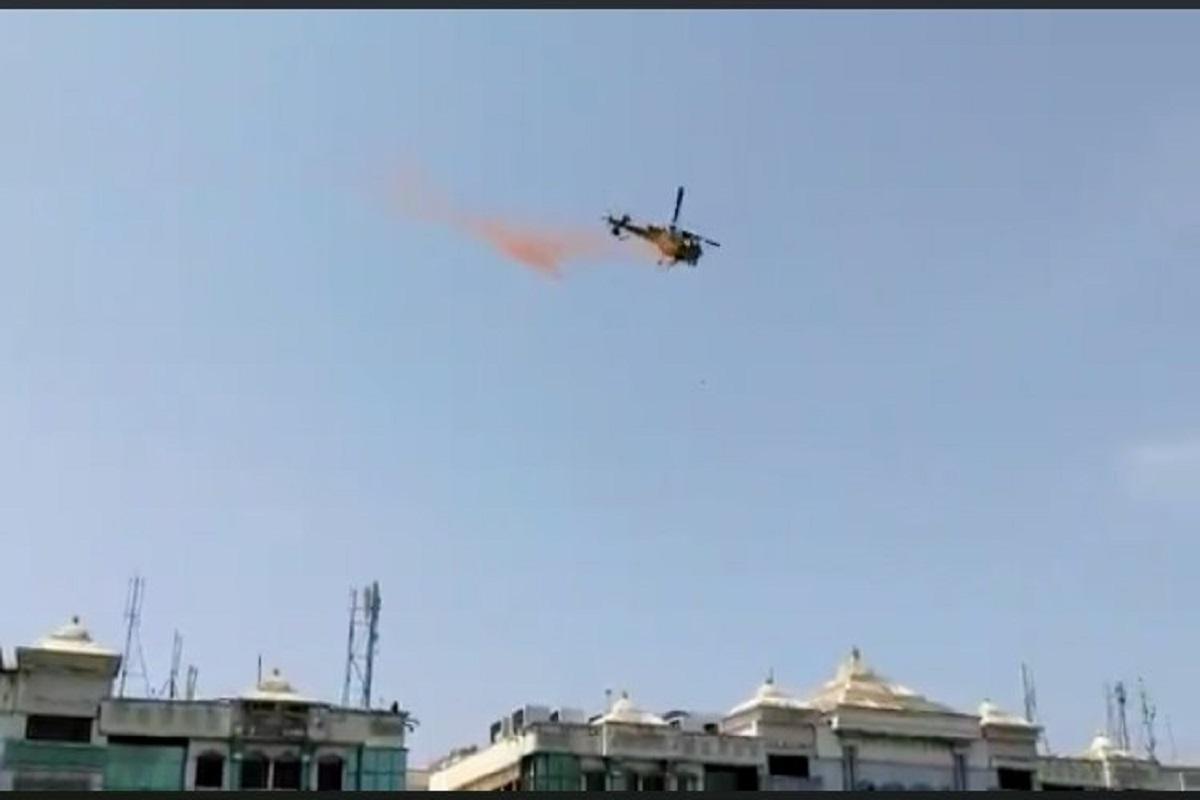 Defence forces, Corona warriors, Chennai