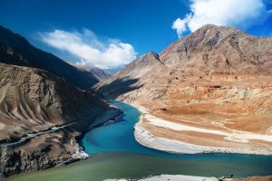 Study reveals 35,000-year history of river erosion in Ladakh Himalayas