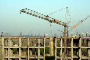 Crane owners seek liquidity support under MSME package