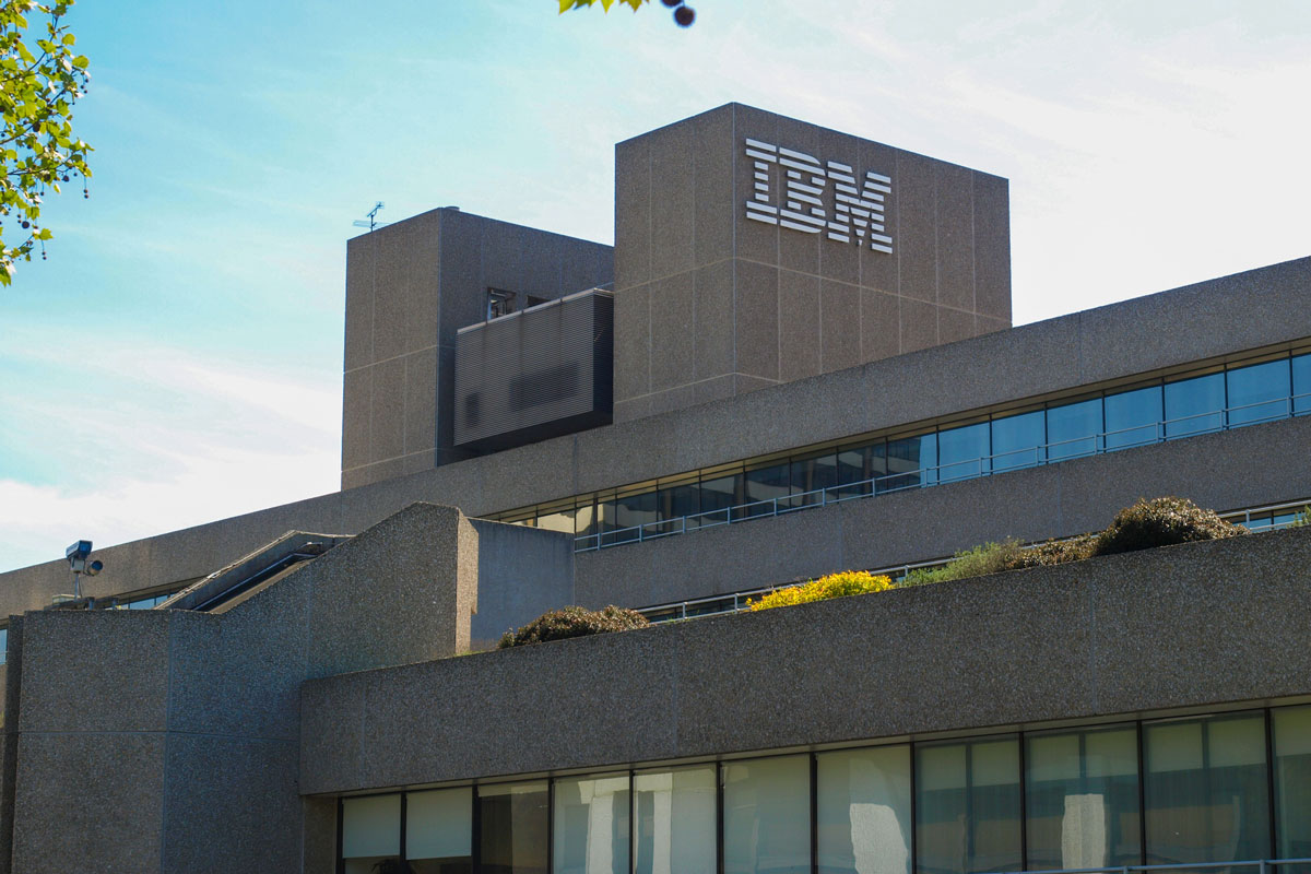 IBM Announces First Job Cuts Under New Chief Executive — International Business Machines