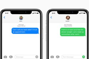 iMessage users may soon edit already sent texts: Reports